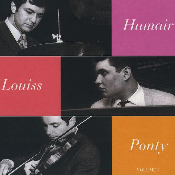 Daniel Humair - Live at Cameleon, Paris 1968, Vol.1