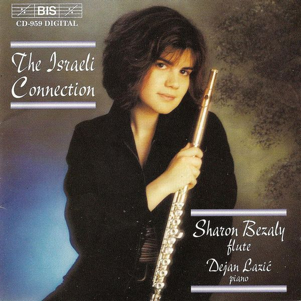 Sharon Bezaly - RAVEL: Kaddisch / SCHULHOFF: Flute Sonata  / BRAUN: Apartment to Let