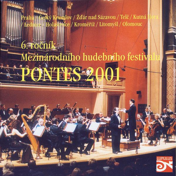 Virtuosi Di Praga - Pontes 2001 - Concert of Five Italian Tenors
