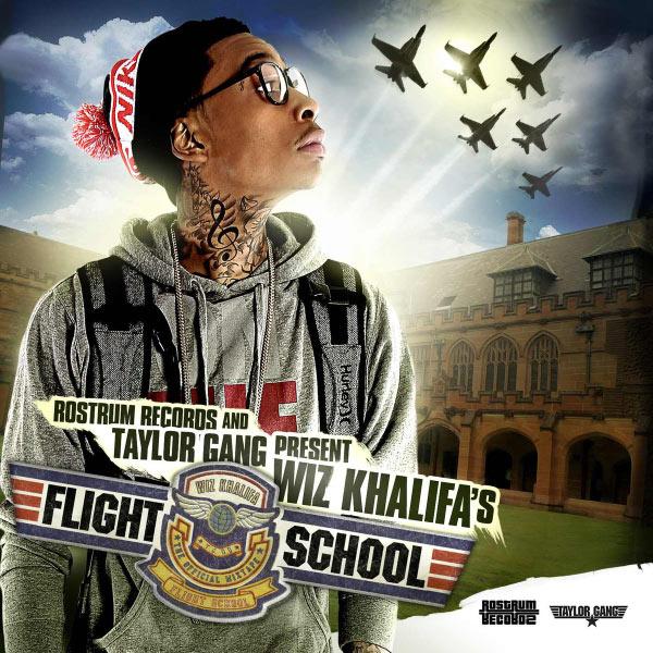 Wiz Khalifa Flight School