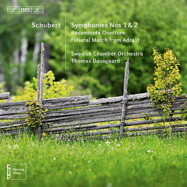 Svenska Kammarorkestern - Schubert: Orchestral Works