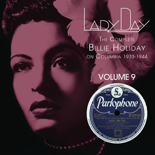 Billie Holiday - Lady Day: The Complete Billie Holiday On Columbia - Vol. 9