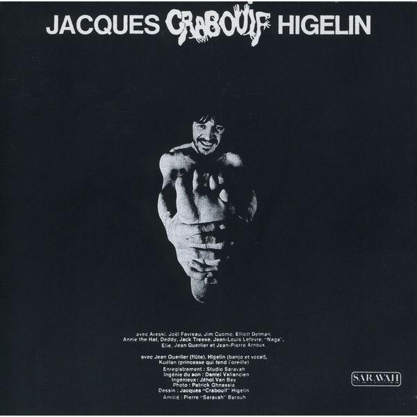 Jacques Higelin - Crabouif