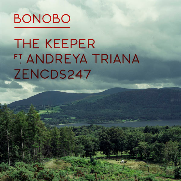Bonobo - The Keeper