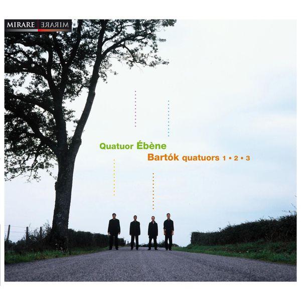 Quatuor Ébène - Bartók: Quatuors Nos. 1, 2 & 3
