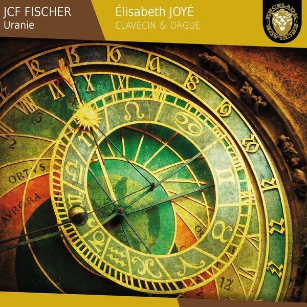 Elisabeth Joyé - J.C.F. Fischer : Musicalischer Parnassus (Uranie, Clio...)