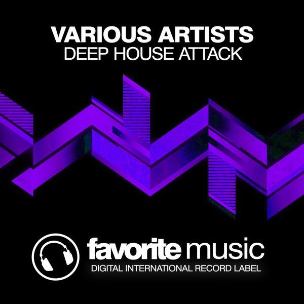 Deep house attack various artists t l charger et for Deep house bands