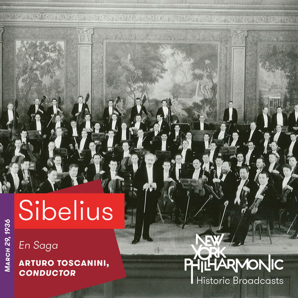 London Symphony Orchestra - Sibelius: En Saga (Recorded 1936)