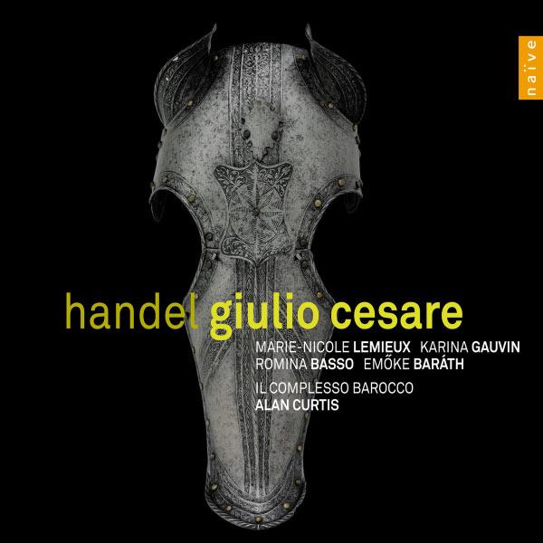 Alan Curtis - Handel: Giulio Cesare, HWV 17