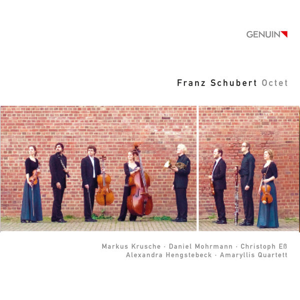Christoph Ess - Schubert: Octet in F major