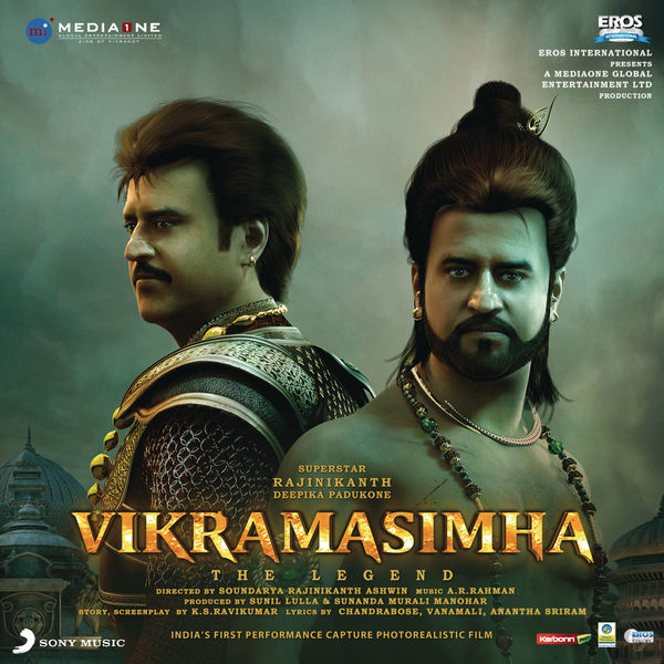 A.R. Rahman - Vikramasimha (Original Motion Picture Soundtrack)