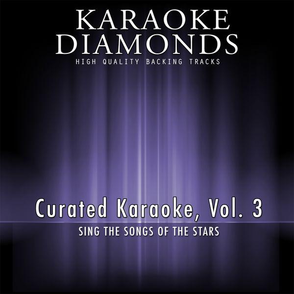 Karaoke Diamonds - Curated Karaoke, Vol. 3
