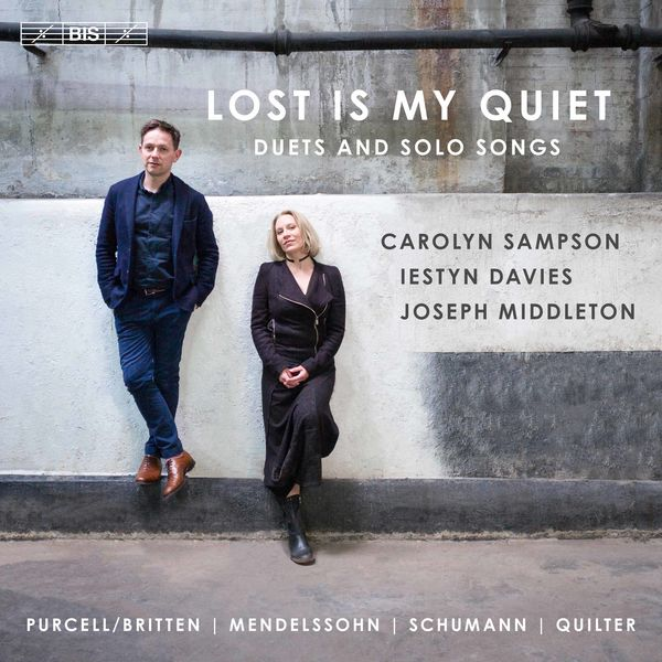Carolyn Sampson - Lost Is My Quiet