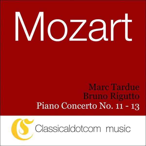 Bruno Rigutto - Wolfgang Amadeus Mozart, Piano Concerto No. 11 In F Major, K. 413