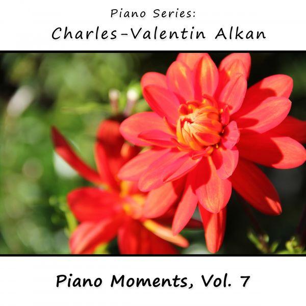 James Wright Webber - Charles-Valentin Alkan: Piano Moments, Vol. 7