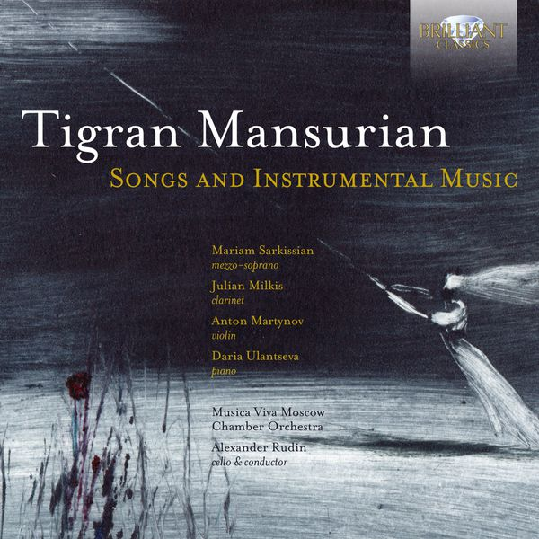 Musica Viva Moscow Chamber Orchestra - Mansurian: Songs and Instrumental Music