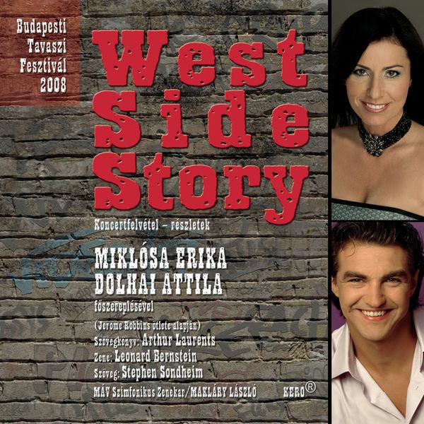 Attila Dolhai és Erika Miklósa - West Side Story