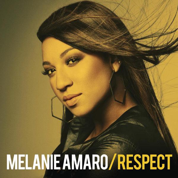 Respect by melanie amaro on spotify.
