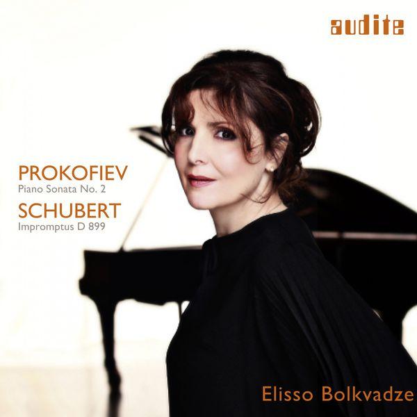 Elisso Bolkvadze - Prokofiev: Piano Sonata No. 2 / Schubert: 4 Impromptus, D. 899 (Elisso Bolkvadze - Unesco Artist for Peace)