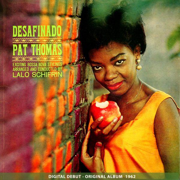 Pat Thomas - DesafinadoOriginal Album 1962 - Stereo Version