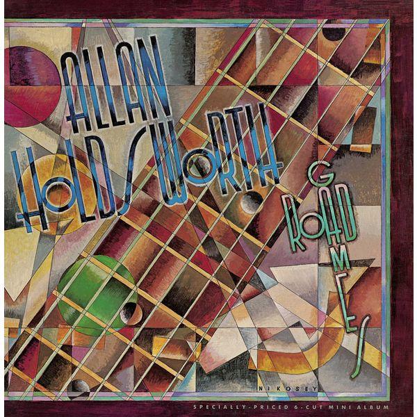 Allan Holdsworth - Road Games (Remastered)