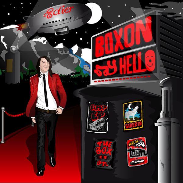 Eclier - Boxon Say Hello