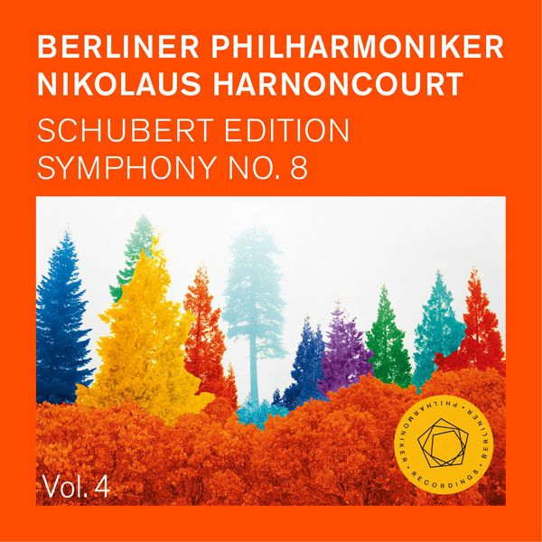 "Nikolaus Harnoncourt - Schubert Edition IV : Symph. 8 ""Great"" (5.0 Ed.)"