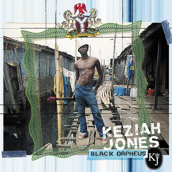 Keziah Jones - Black Orpheus
