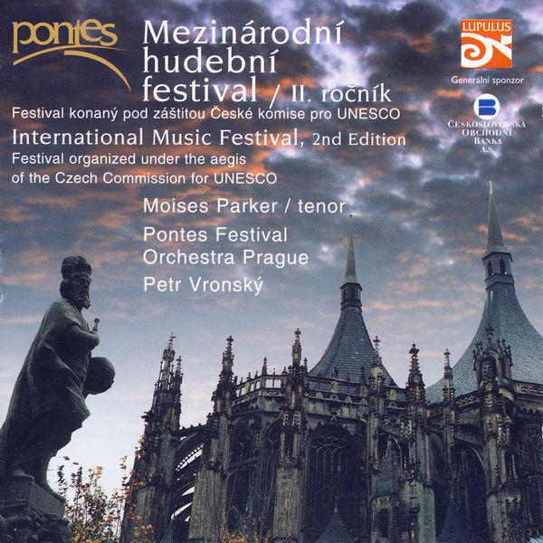 Moises Parker - Ponte '97 Mezinárodní Hudební Festival / International Music Festival