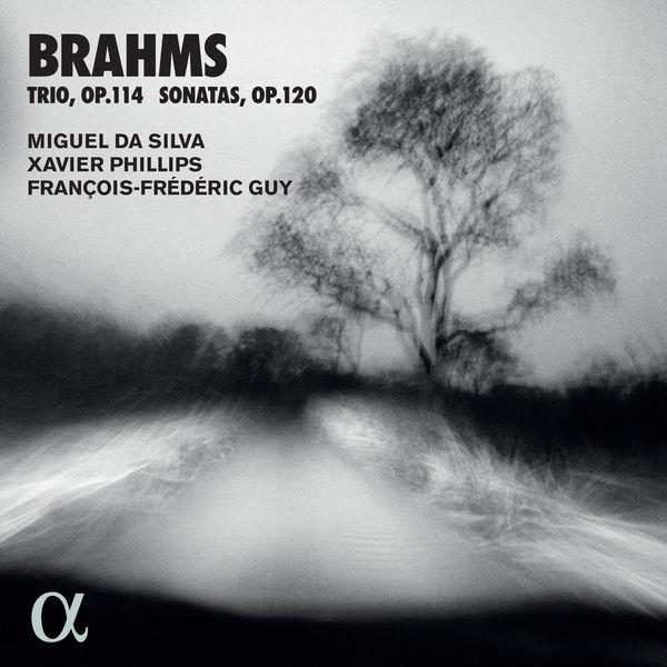 Miguel Da Silva - Brahms: Trio, Op. 114 & Sonatas, Op. 120