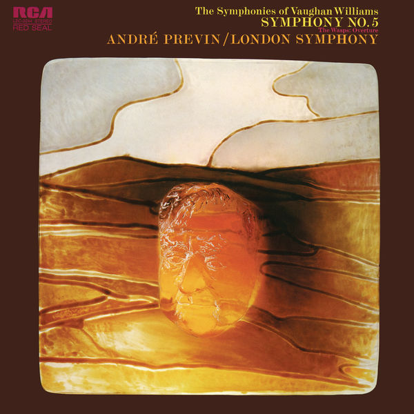 André Previn - Vaughan Williams: Symphony No. 5 in D Major, IRV. 86 & The Wasps IRV. 97 - Overture