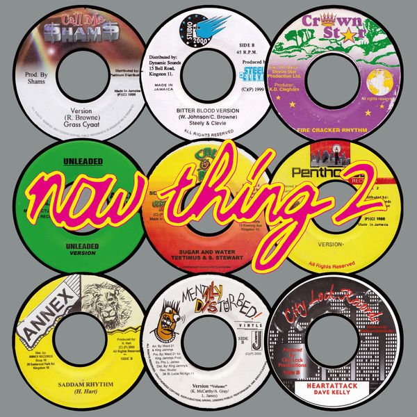 Various Artists - Now Thing 2
