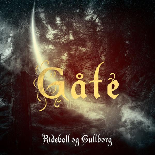 Gate - Rideboll og Gullborg