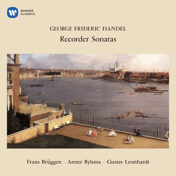 Frans Brüggen - Handel: Recorder Sonatas