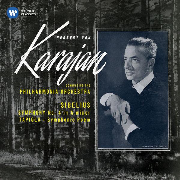 Herbert von Karajan - Sibelius: Symphony No. 4, Op. 63 & Tapiola, Op. 112