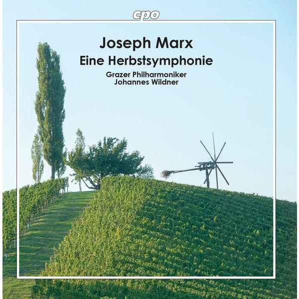 Johannes Wildner - Marx : Eine Herbstsymphonie