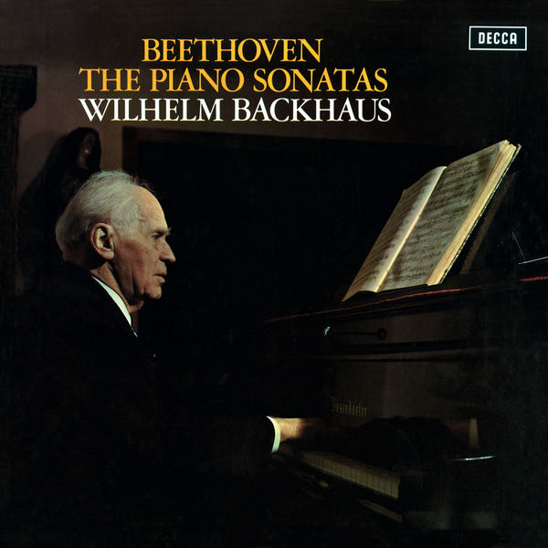 Wilhelm Backhaus - Beethoven : The Piano Sonatas