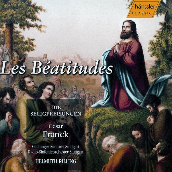 Diana Montague - Franck: Les Béatitudes, M. 53