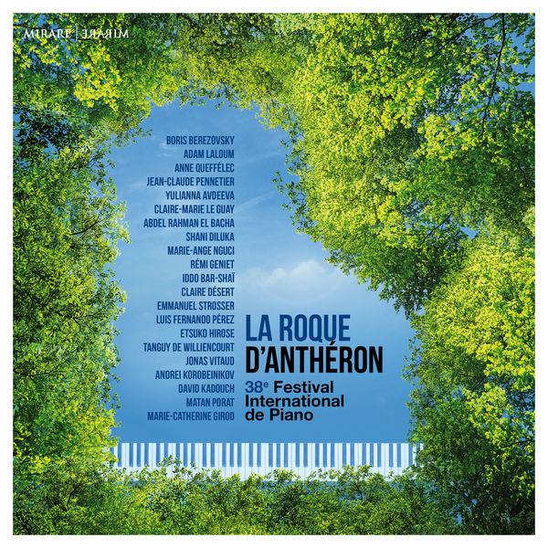 Various Artists 38ème Festival International de Piano de La Roque d'Anthéron