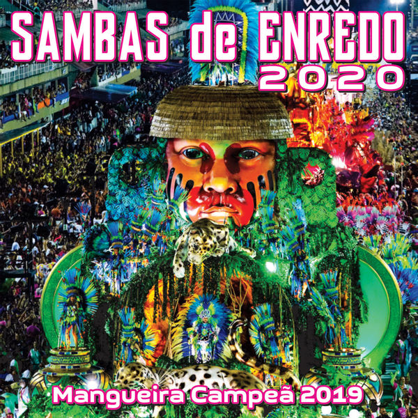 Various Artists - Sambas De Enredo Das Escolas De Samba 2020