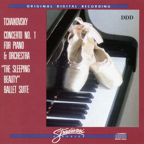 Peter Ilych Tchaikovsky - Concerto No 1 For Piano & Orchestra, The Sleeping Beauty Ballet Suite