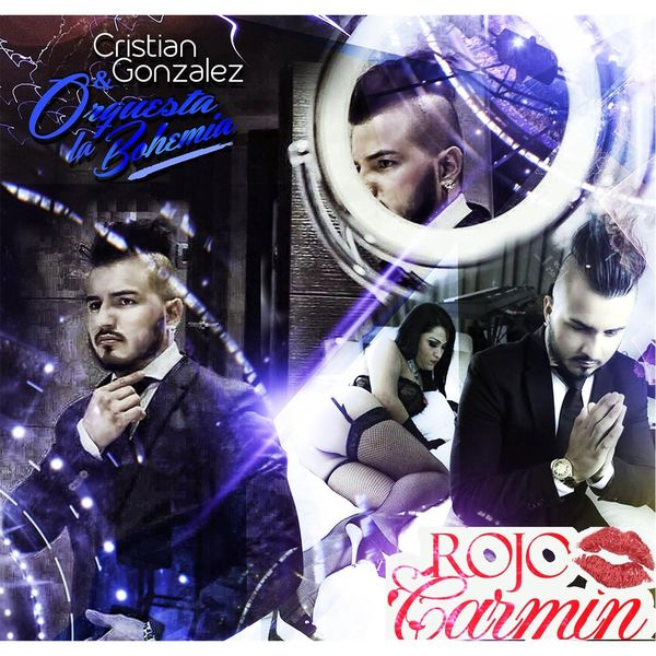 Cristian González - Rojo Carmín