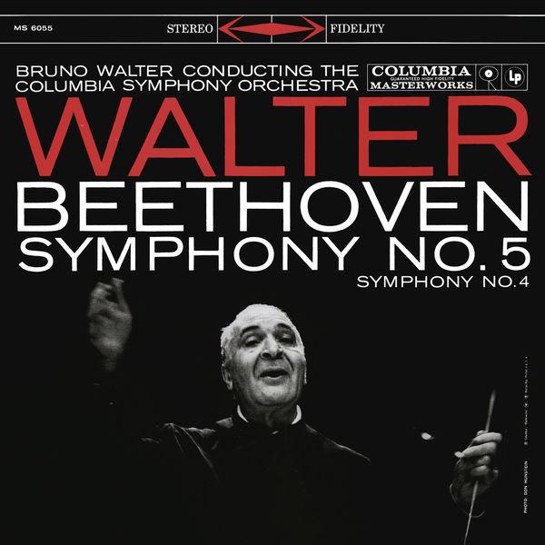 Bruno Walter - Beethoven: Symphonies Nos 4 & 5 (Remastered)