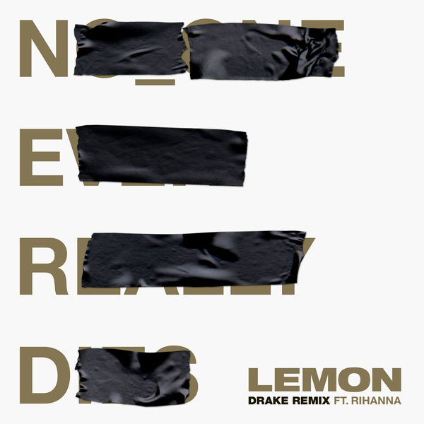 N.E.R.D. - Lemon (Drake Remix)