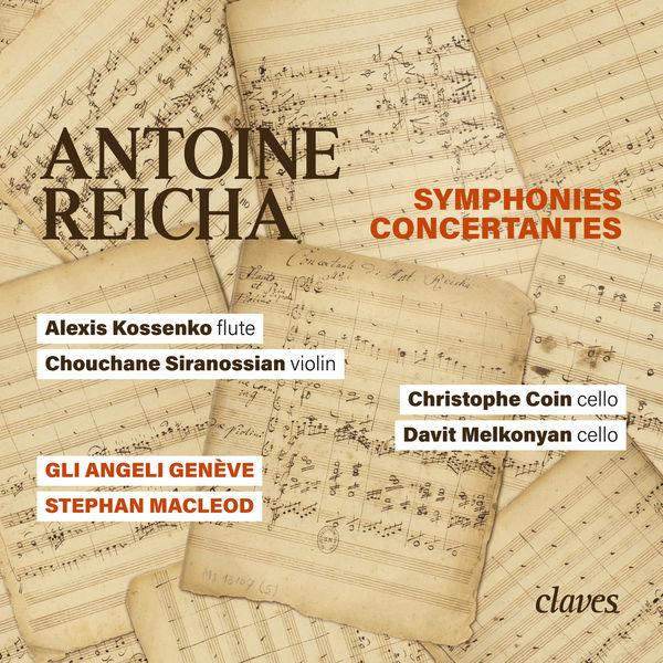 Christophe Coin - Antoine Reicha: Symphonies Concertantes
