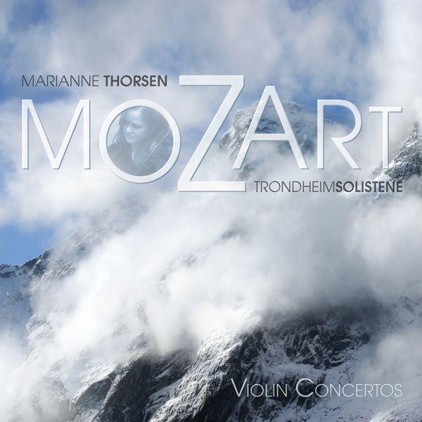 Marianne Thorsen - MOZART Violin Concertos (MQA remix 2016)