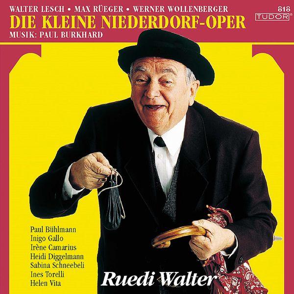 Heidi Diggelmann - Burkhard: Die kleine Niederdorfoper (Live)