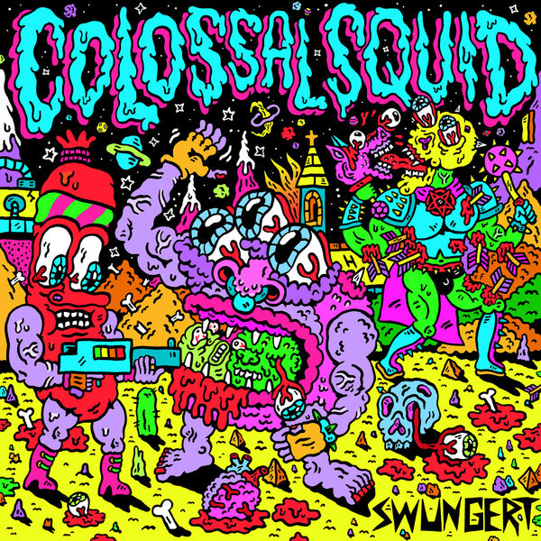 COLOSSAL SQUID - Swungert