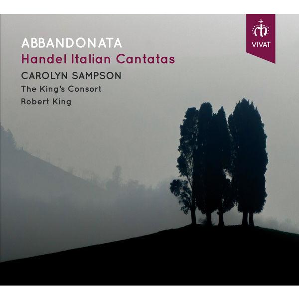 Carolyn Sampson - Abbandonata: Handel's Italian Cantatas