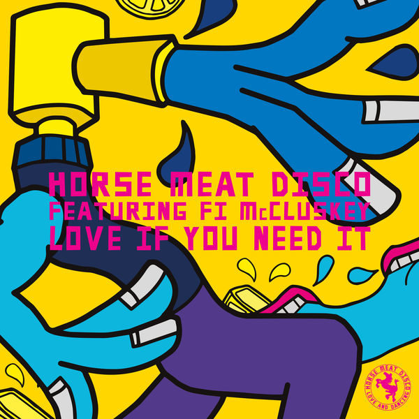 Horse Meat Disco - Love If You Need It (feat. Fi McCluskey)